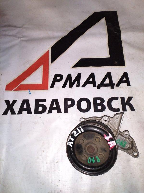 Помпа водяная Toyota Carina AT211 7A-FE (б/у)