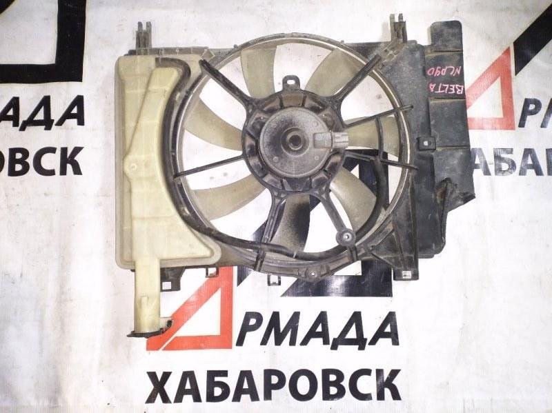 Вентилятор радиатора Toyota Belta NCP96 (б/у)
