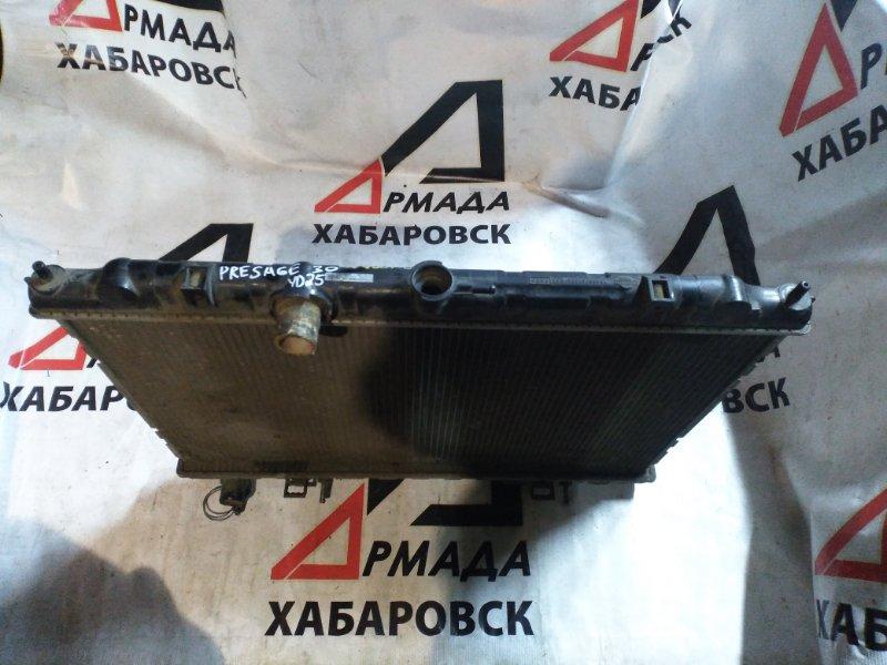 Радиатор основной Nissan Presage NU30 YD25 (б/у)
