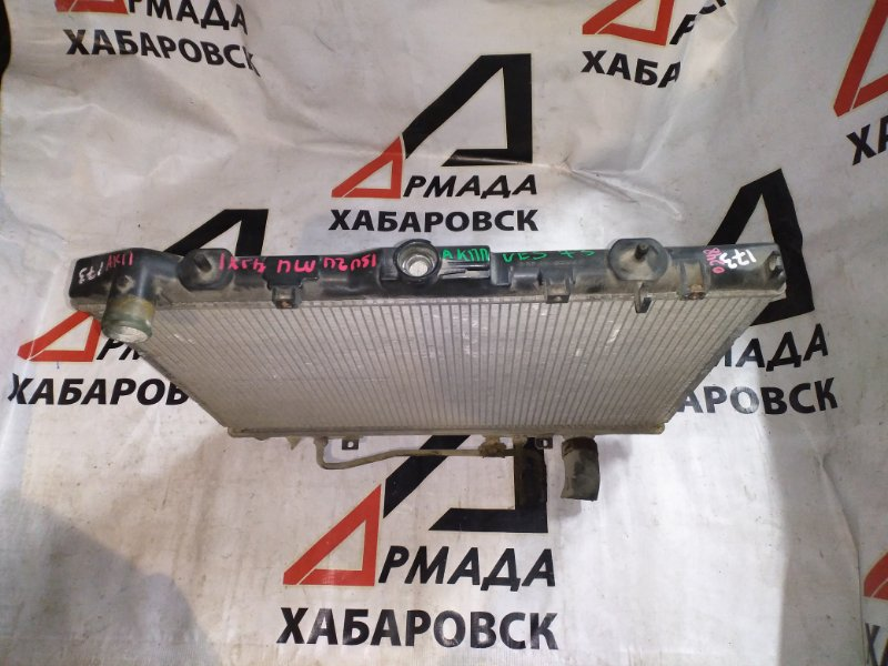 Радиатор основной Isuzu Mu UES73 4JX1 (б/у)