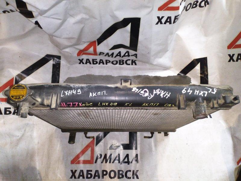 Радиатор основной Toyota Regius LXH49 5L (б/у)