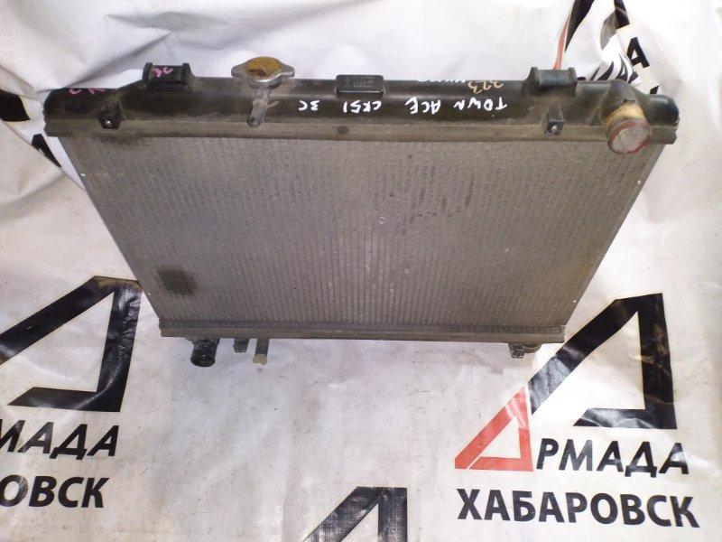 Радиатор основной Toyota Noah CR51 3CT (б/у)
