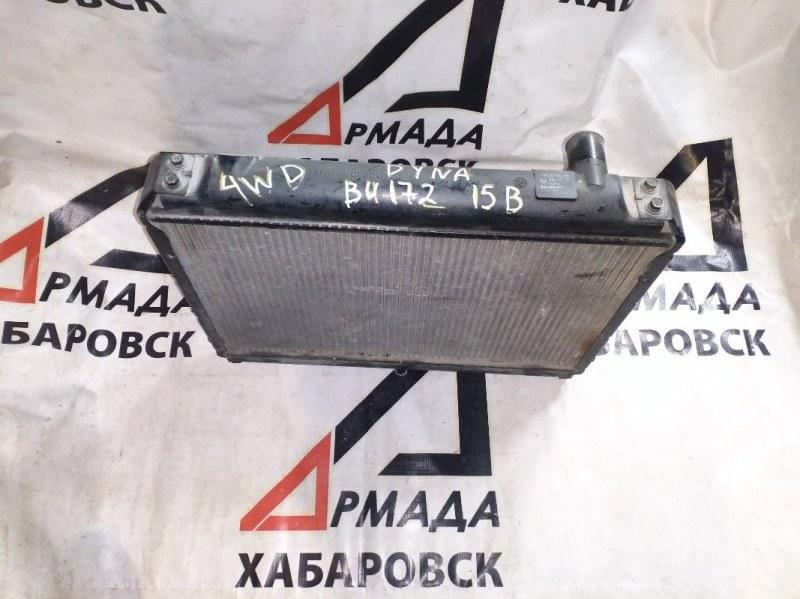 Радиатор основной Toyota Duna BU172 15B (б/у)