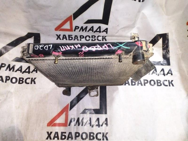 Радиатор основной Nissan Largo C20 LD20 (б/у)