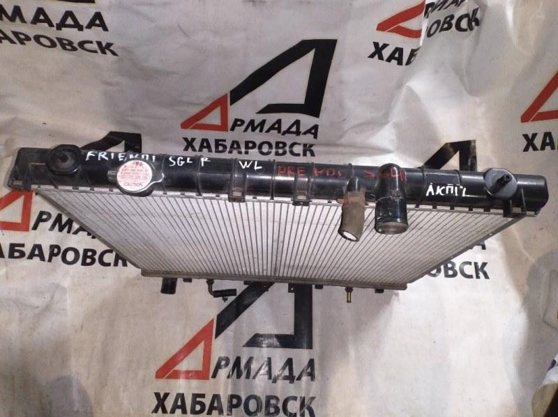 Радиатор основной Mazda Bongo Friendee SGLR WL (б/у)