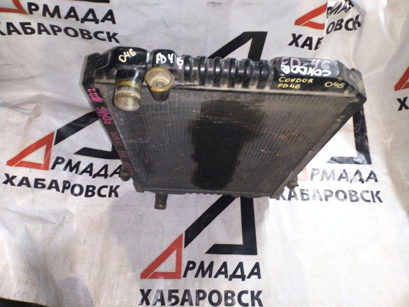 Радиатор основной Nissan Condor H41 FD46 (б/у)