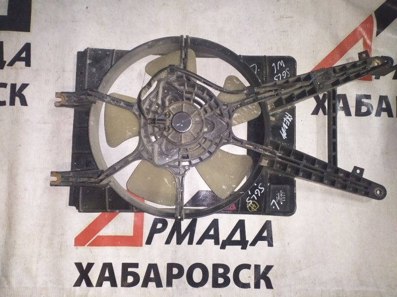 Вентилятор радиатора Mazda Bongo Friendee SGL5 WL левый (б/у)