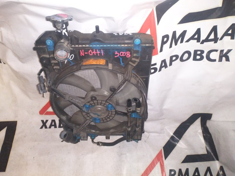 Вентилятор радиатора Nissan Otti H92W 3G83 (б/у)