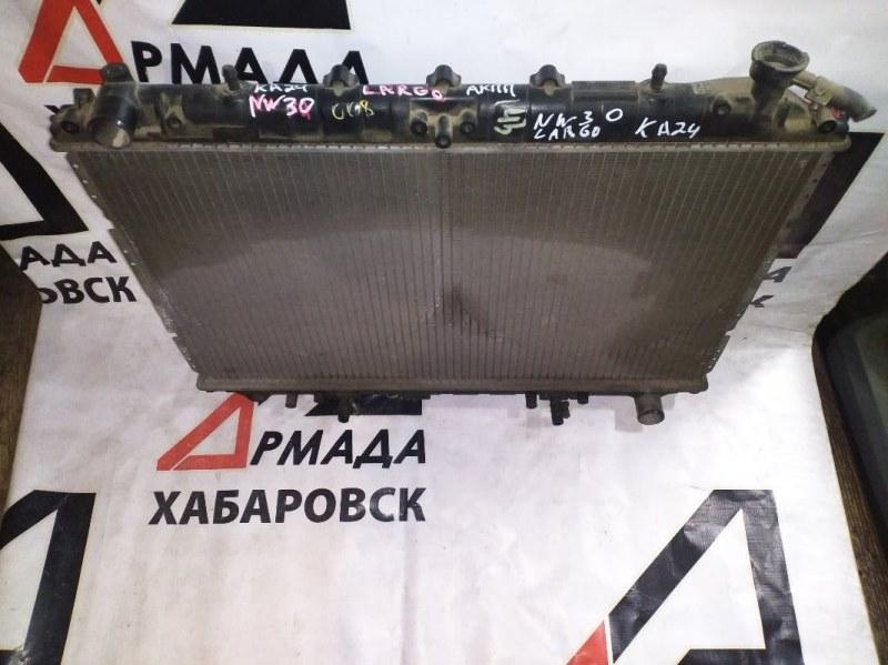Радиатор основной Nissan Largo NW30 KA24 (б/у)