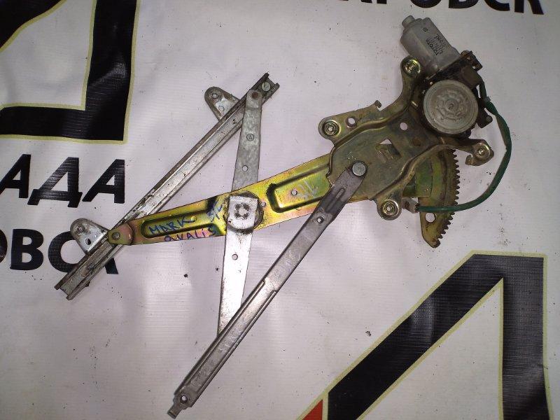 Стеклоподъемник Toyota Mark Ii Wagon Qualis SXV25 задний левый (б/у)