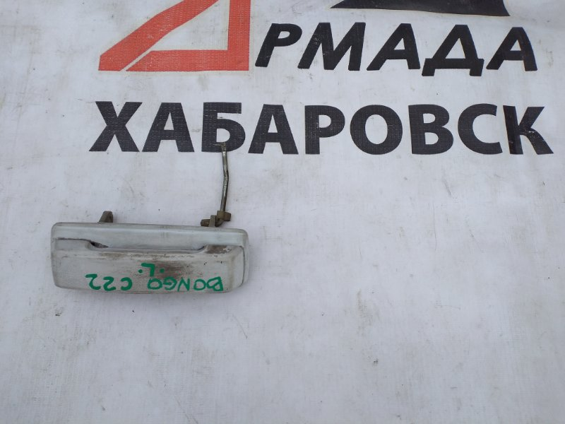 Ручка двери внутренняя Nissan Vanette C22 задняя левая (б/у)