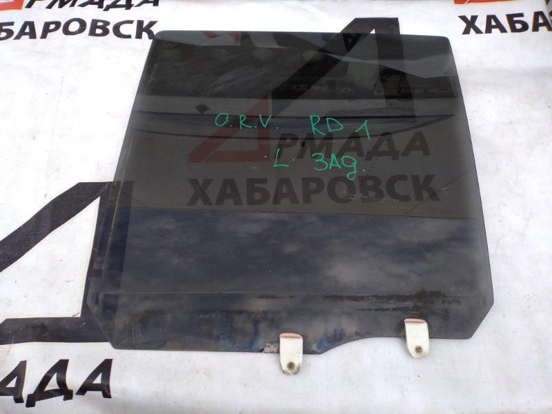 Стекло двери Honda Cr-V RD1 заднее левое (б/у)