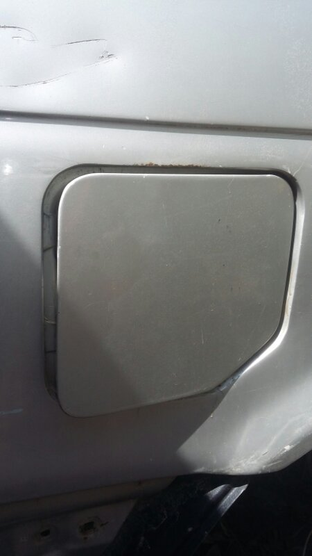 Лючок бензобака Mitsubishi Rvr N23W (б/у)