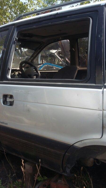 Дверь Mitsubishi Rvr N23W задняя левая (б/у)
