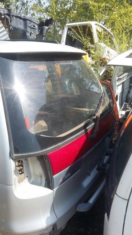 Дверь Mitsubishi Rvr N23W задняя (б/у)