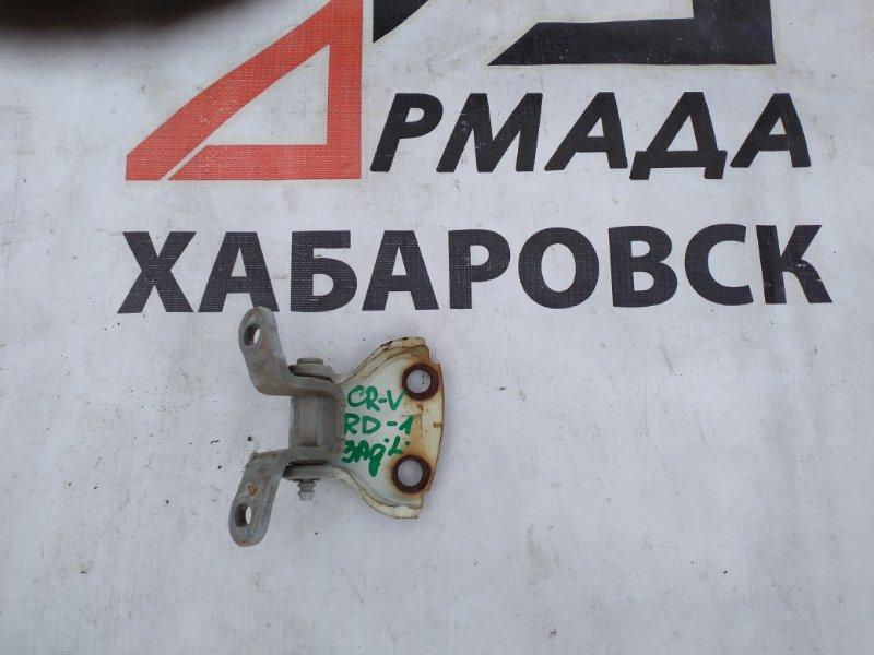 Петли на дверь Honda Cr-V RD1 задние левые верхние (б/у)