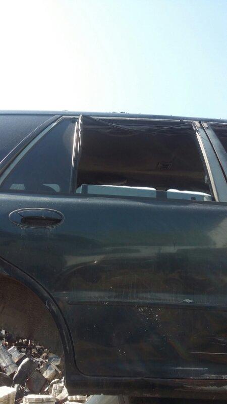 Дверь Mitsubishi Libero CB8W задняя правая (б/у)