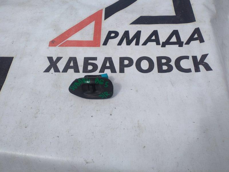 Пульт стеклоподъемника Subaru Legasi BG5 задний правый (б/у)