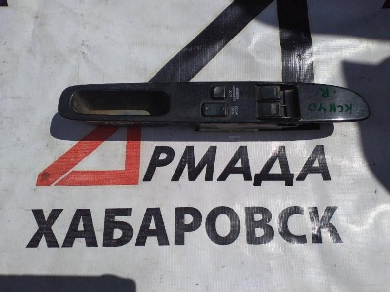 Пульт стеклоподъемника Toyota Regius KCH40 правый (б/у)