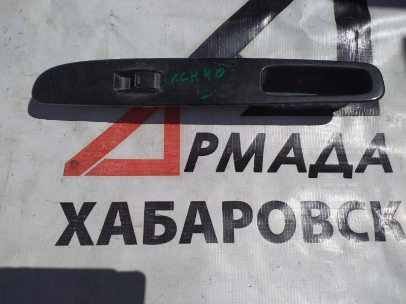 Пульт стеклоподъемника Toyota Regius KCH40 левый (б/у)