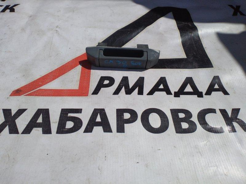 Ручка двери внутренняя Toyota Lite Ace CM30 задняя правая (б/у)