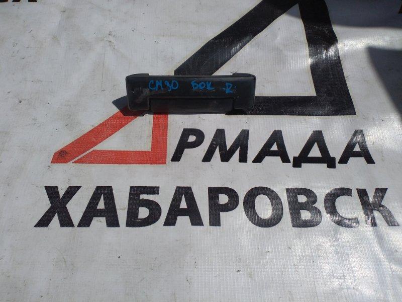 Ручка двери внешняя Toyota Lite Ace CM30 задняя правая (б/у)
