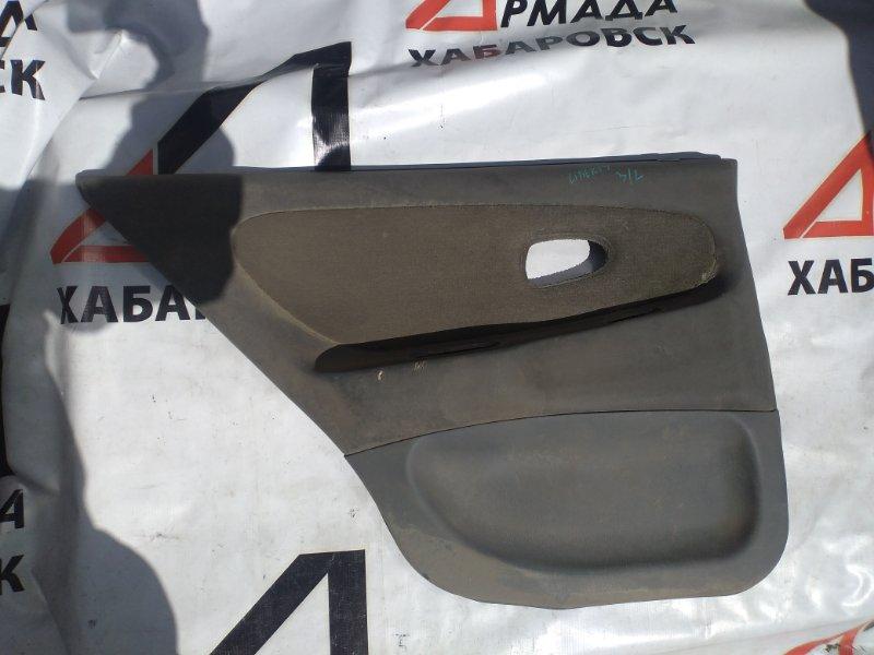 Дверная карта Mitsubishi Libero CB8W задняя левая (б/у)
