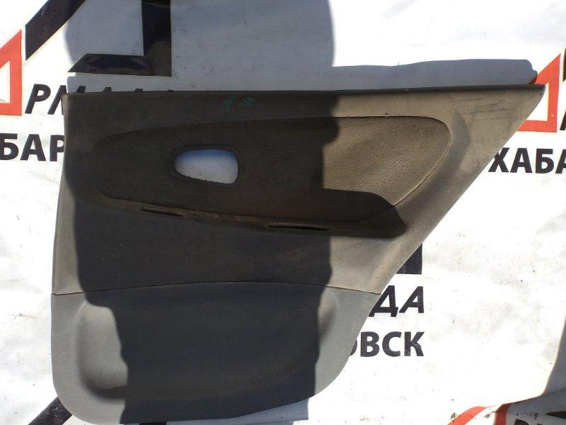 Дверная карта Mitsubishi Libero CB8W задняя правая (б/у)