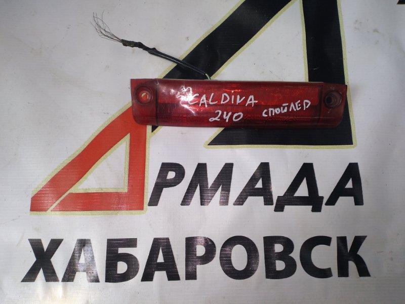 Стоп-сигнал Toyota Caldina ZZT240 (б/у)