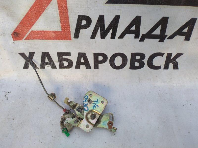 Механизм открывания двери Toyota Lite Ace CM30 задний левый (б/у)