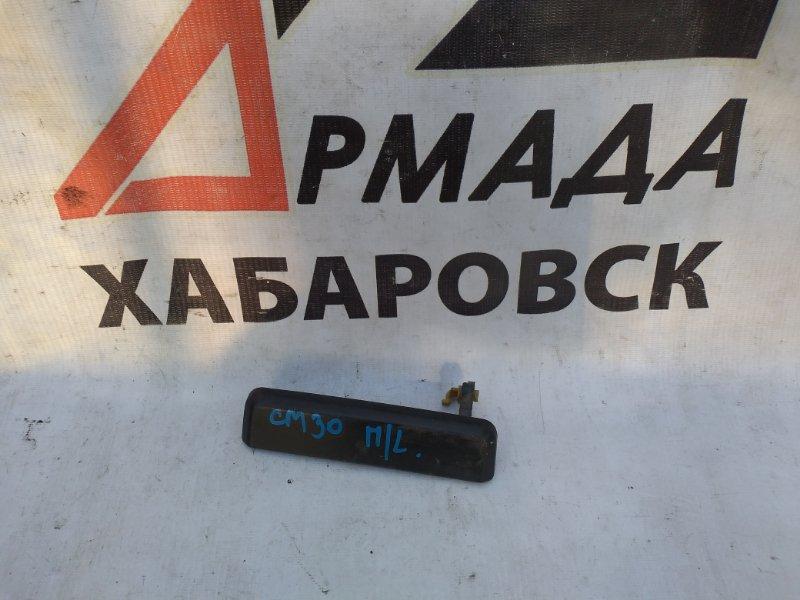Ручка двери внешняя Toyota Lite Ace CM30 передняя левая (б/у)