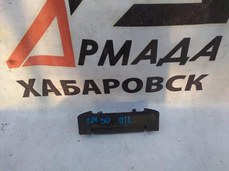 Ручка двери внешняя Toyota Lite Ace CM30 задняя левая (б/у)