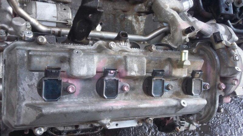 Клапанная крышка Toyota Celsior UCF31 3UZFE (б/у)