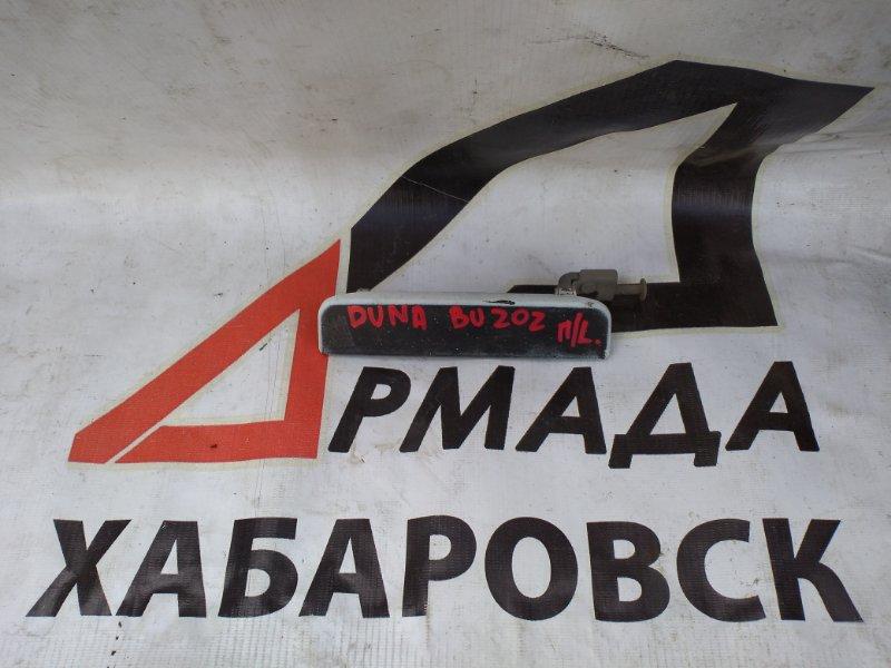 Ручка двери внешняя Toyota Duna BU202 передняя левая (б/у)