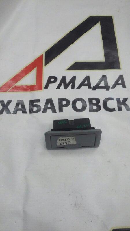 Пепельница Toyota Mark Ii GX70 задняя (б/у)
