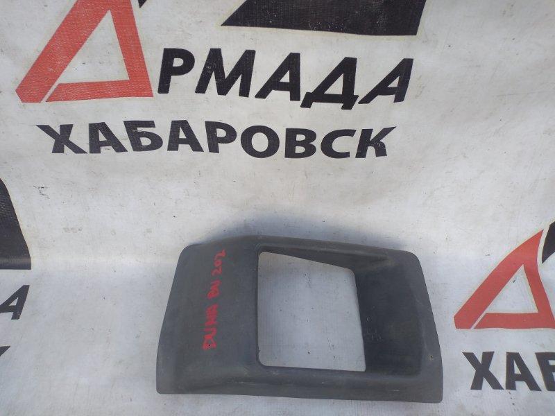 Пластик торпеды Toyota Duna BU202 левый (б/у)