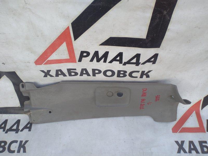 Пластик стойки Toyota Duna BU202 задний левый (б/у)