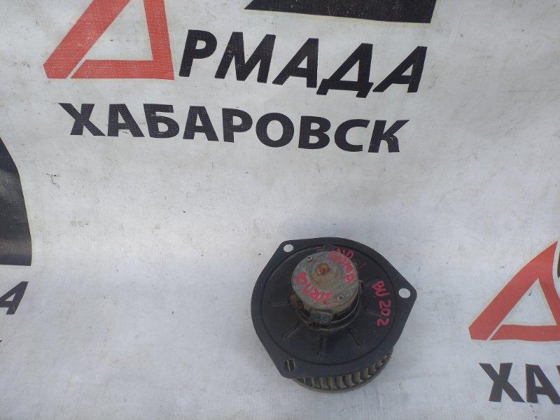 Мотор печки Toyota Duna BU202 (б/у)