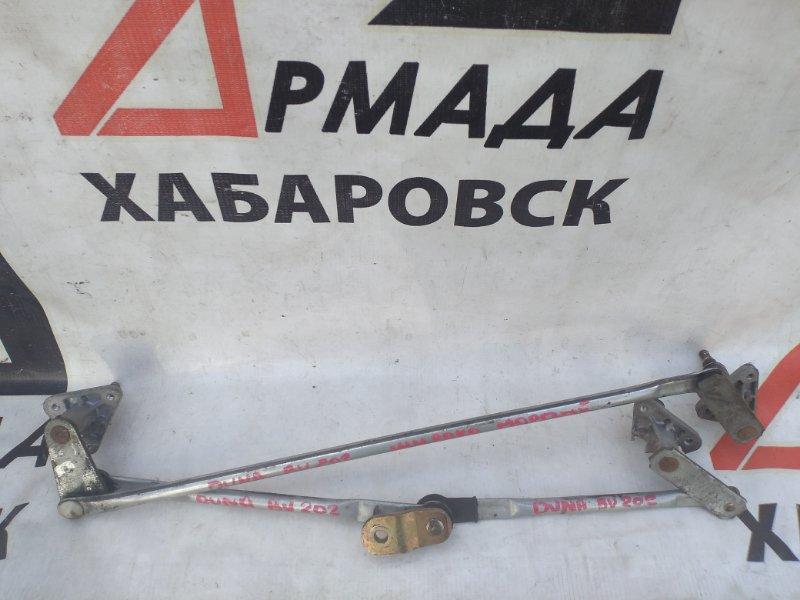 Трапеция дворников Toyota Duna BU202 (б/у)