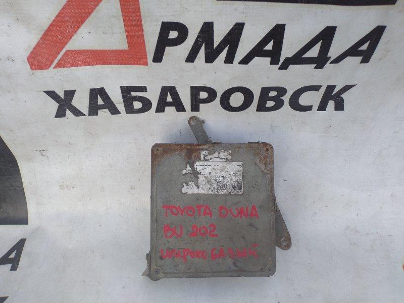 Блок управления efi Toyota Duna BU202 (б/у)