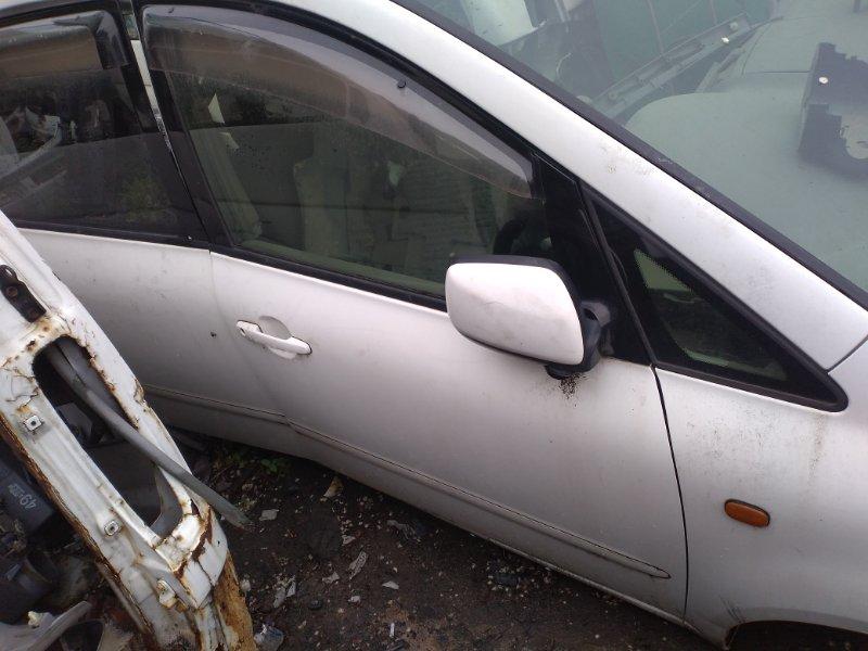 Ручка двери внешняя Toyota Ipsum ACM21 2AZ передняя правая (б/у)