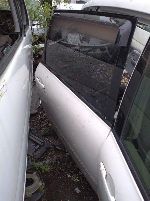 Дверь Toyota Ipsum ACM21 2AZ задняя правая (б/у)