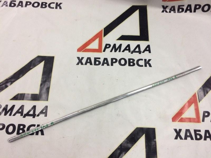 Молдинг стекла Bmw 3-Series Е46 задний правый (б/у)