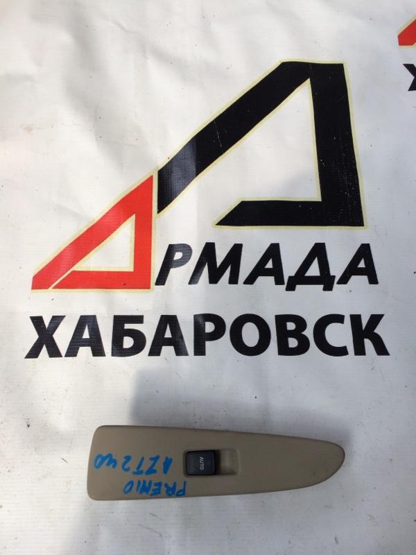 Пульт стеклоподъемника Toyota Premio AZT240 задний левый (б/у)