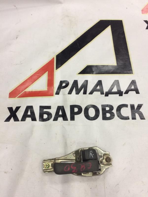 Ручка двери внутренняя Toyota Lite Ace CR30 передняя правая (б/у)