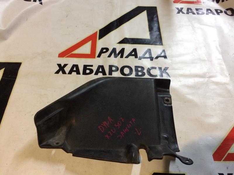 Защита двигателя Toyota Duna XZU307 передняя левая (б/у)