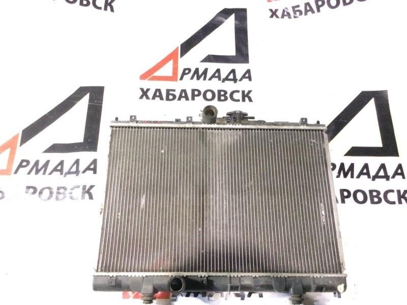 Радиатор основной Mitsubishi Pajero Io H77 (б/у)