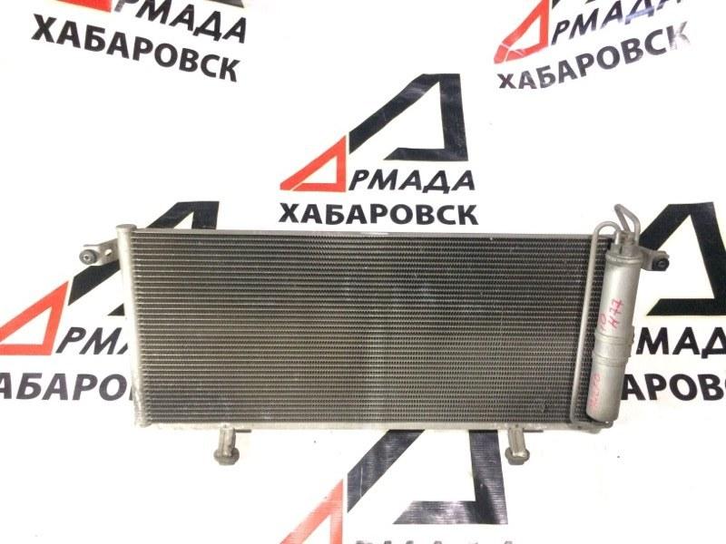 Радиатор кондиционера Mitsubishi Pajero Io H77 (б/у)