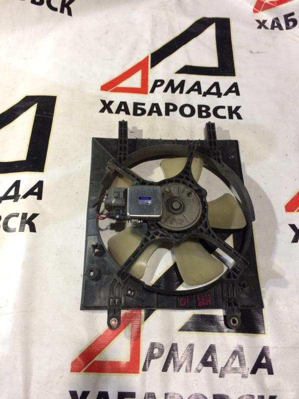 Вентилятор радиатора Mitsubishi Pajero Io H77 (б/у)