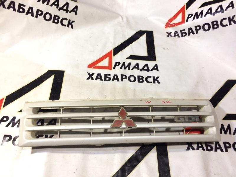 Решетка Mitsubishi Pajero Io H76 (б/у)